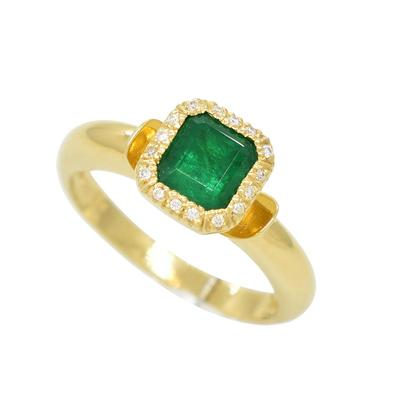 Our Emerald Rings