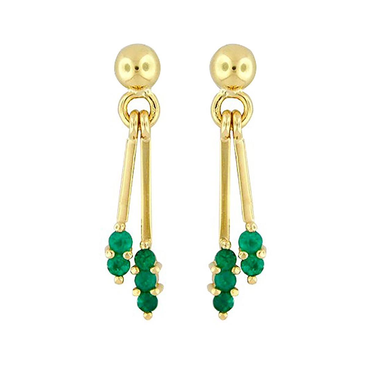 18k-gold-emerald-drop-dangle-earrings-with-10-round-cut-natural-emeralds