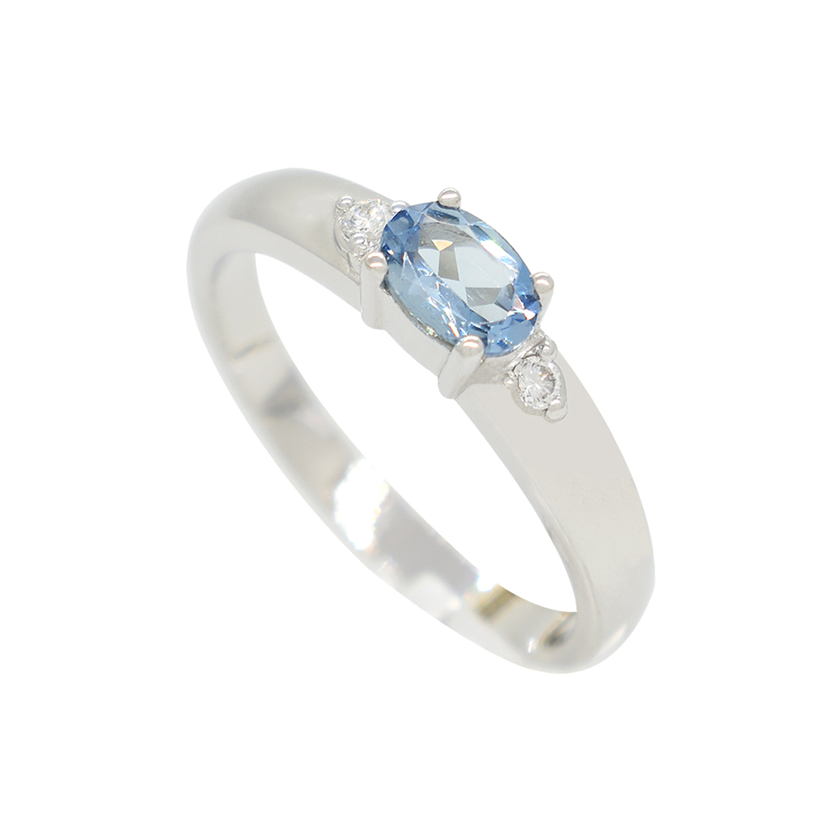 east-west-3-stones-aquamarine-and-diamond-ring-in-18k-white-gold