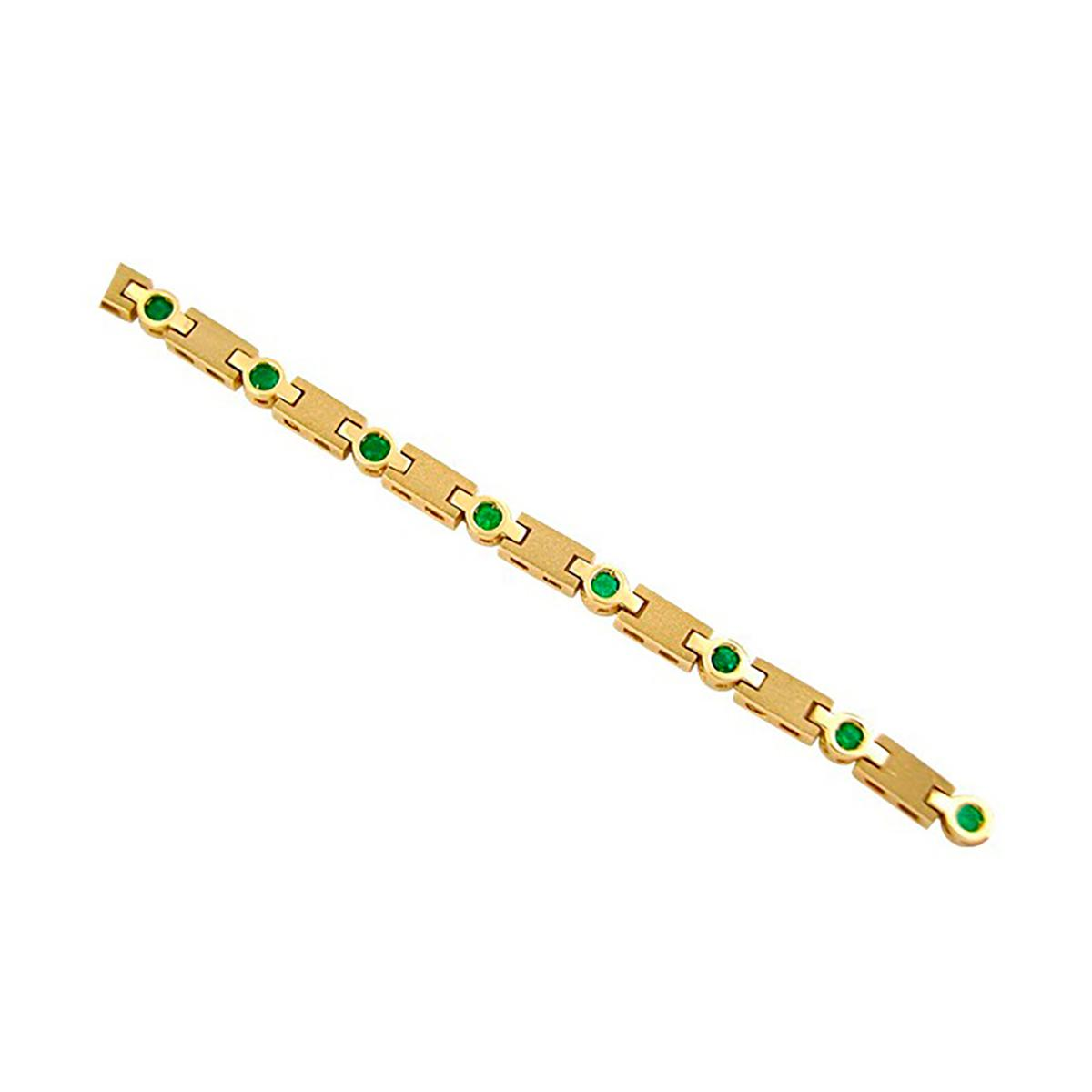 18k-yellow-gold-emerald-bracelet-with-genuine-natural-colombian-emeralds