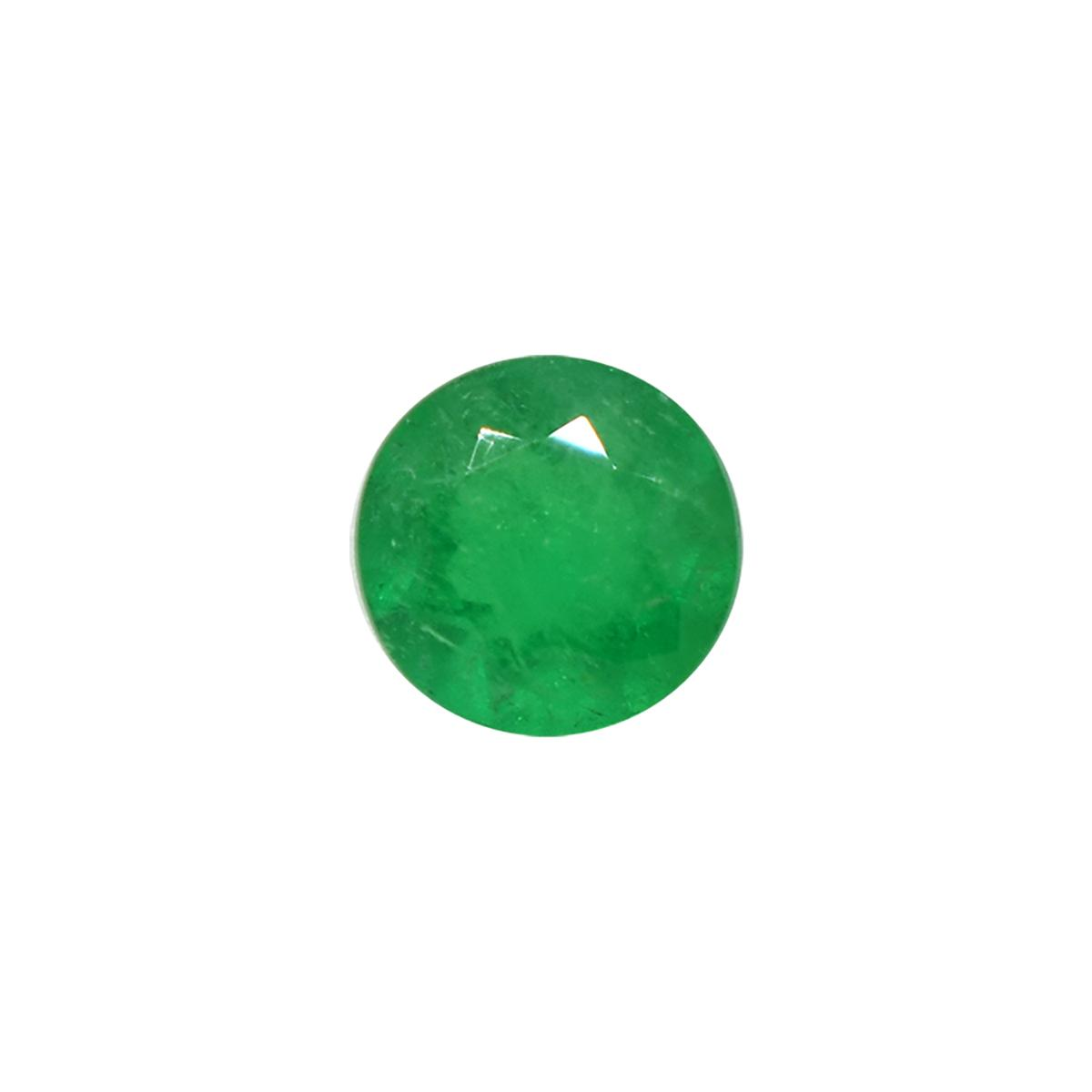 loose-round-cut-natural-colombian-emerald