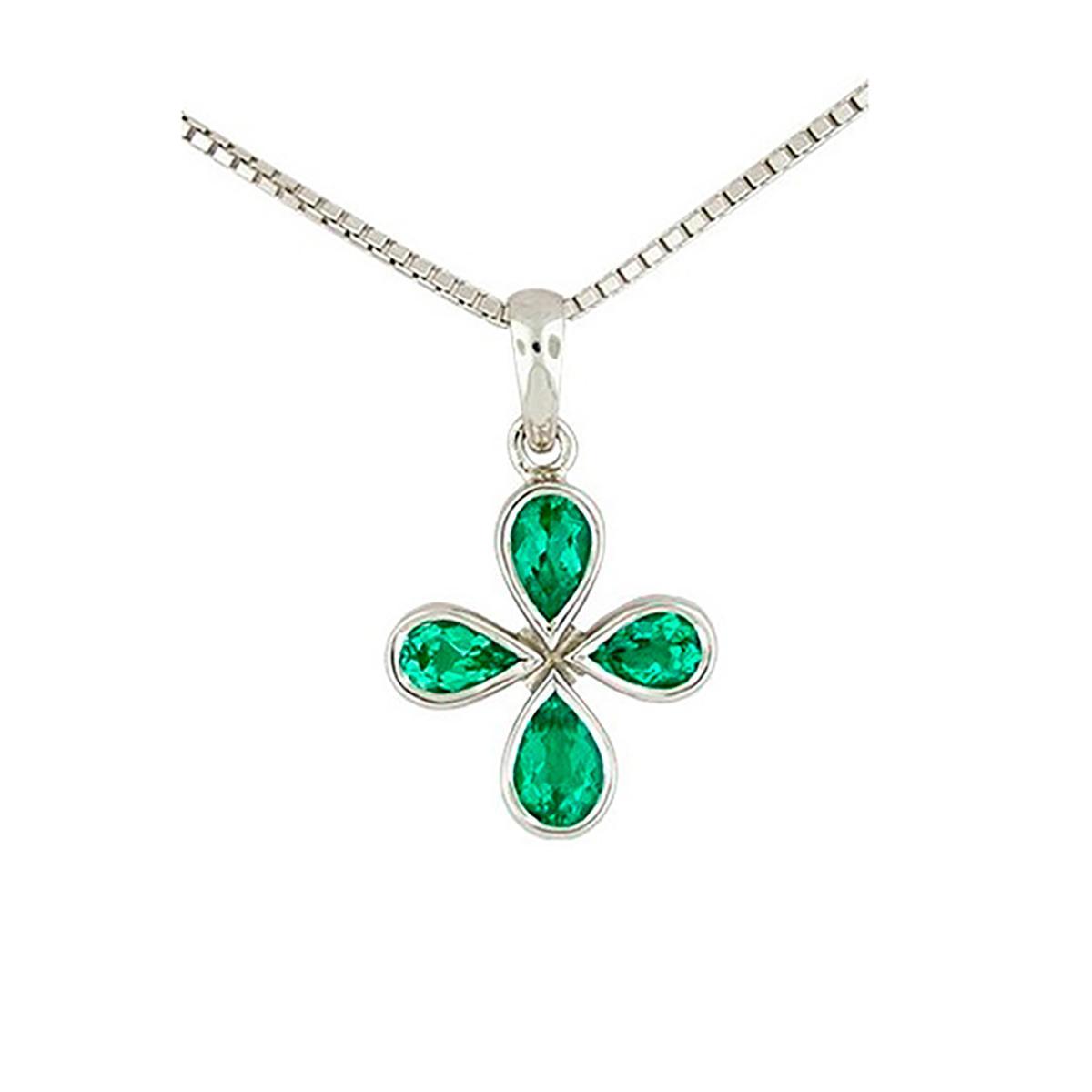 pear-shape-natural-emeralds-in-18k-white-gold-bezel-setting-emerald-pendant