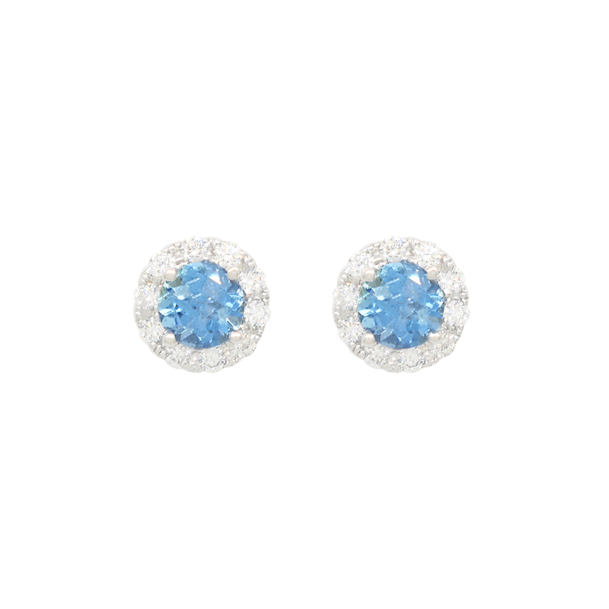 dainty-stud-earrings-with-aquamarine-and-diamond-halo-in-18k-white-gold