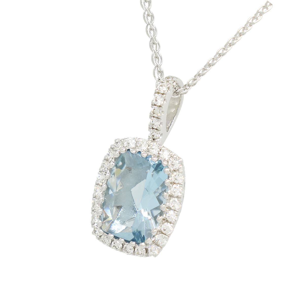aquamarine-and-diamond-necklace-with-stunning-cushion-cut-aquamarine-and-diamond-halo